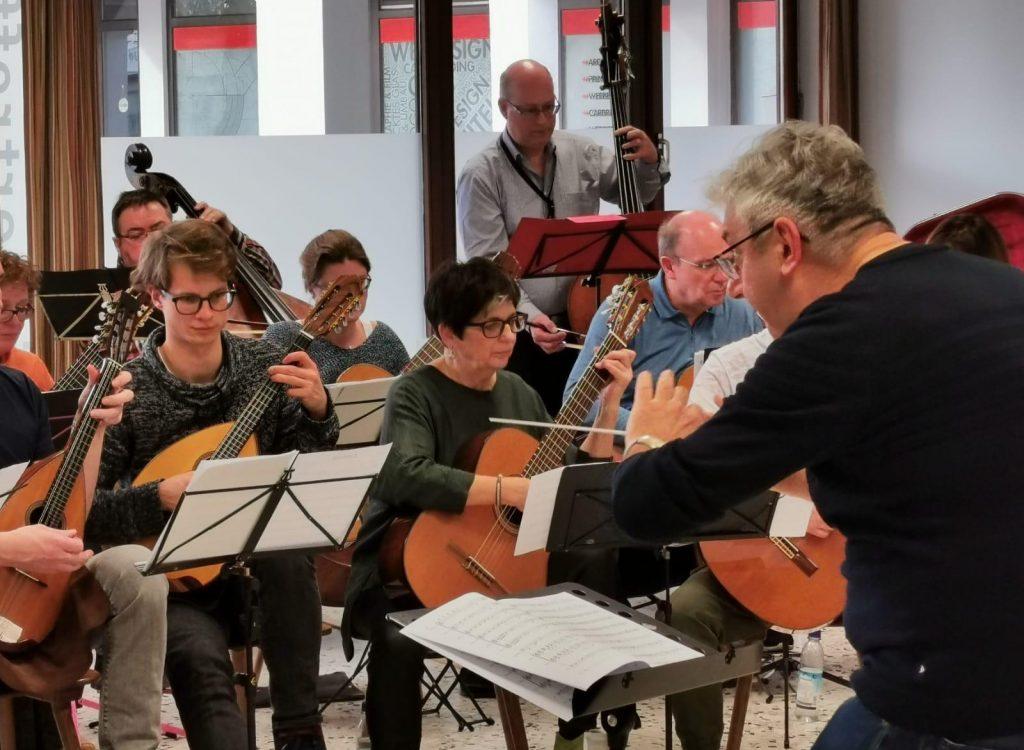 Civitareale bei Vivaldi Orchester Karlsfeld